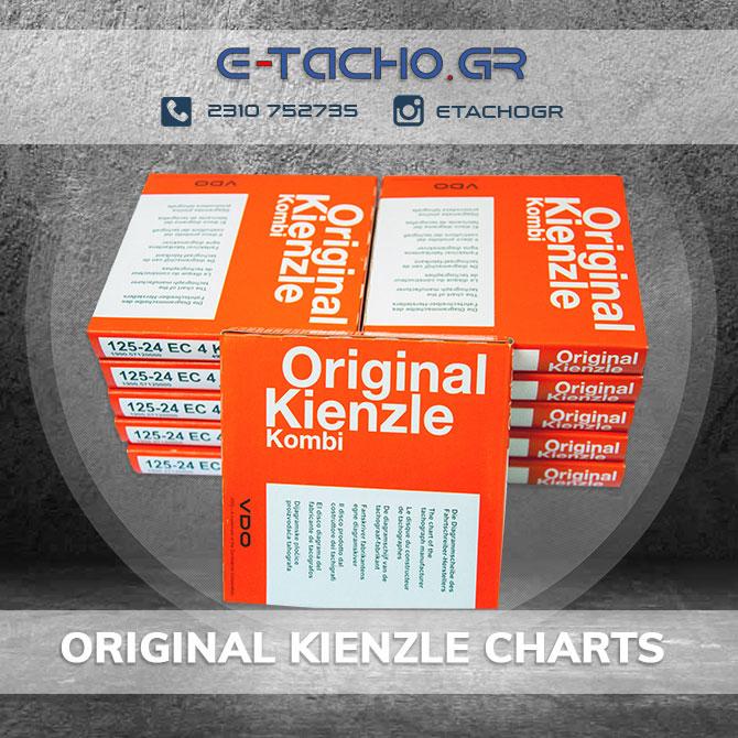 kienzle διαγράμματα 125